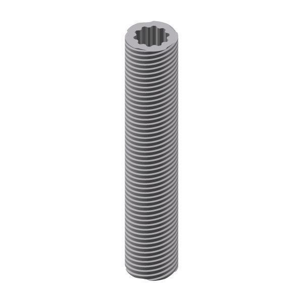 Spindelrohr SG 20x10 P2