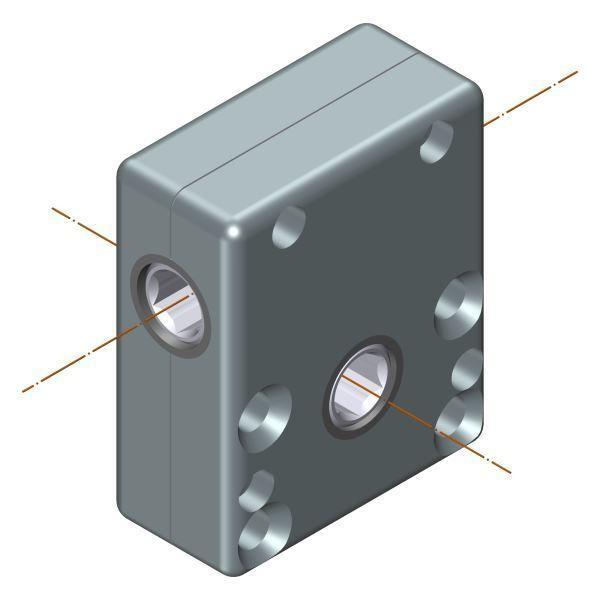 Schneckengetriebe 1Nm - 4 Nm  1:1 - 13:1 4,33:1 / 3 Nm