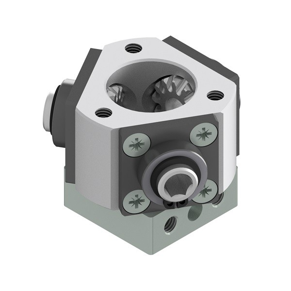 Kegelradgetriebe 3 Nm 1:1 120° / 120 ° / 120°