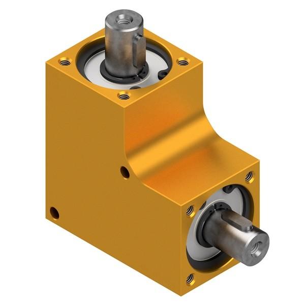 Kegelradgetriebe  0,1 - 4 Nm  1:1 4 Nm / Ø12j6