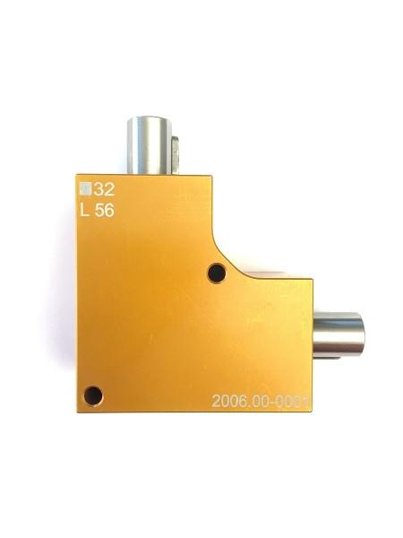 Kegelradgetriebe 0,1- 4 Nm 1:1