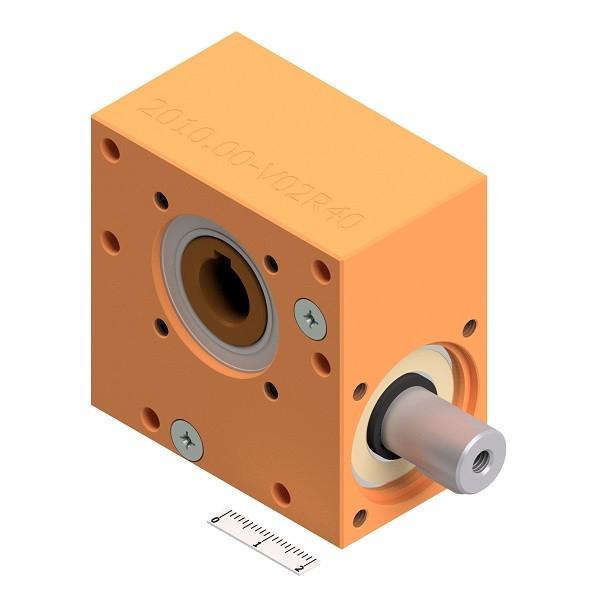 Schneckengetriebe 0,2 Nm bis 1,5 Nm