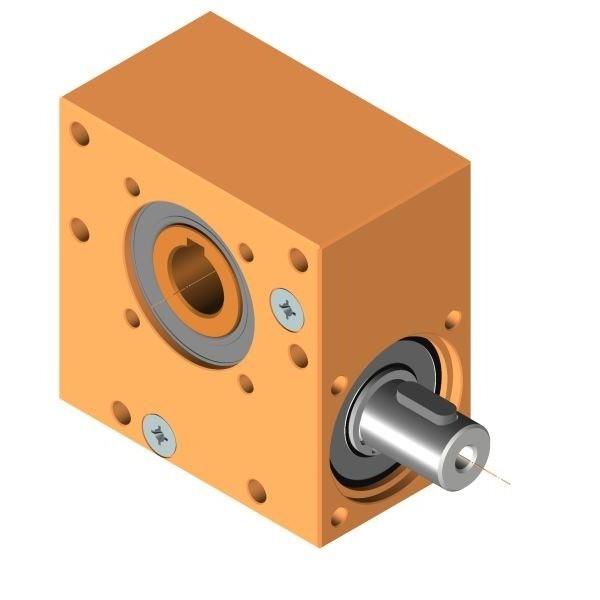 Schneckengetriebe 1,5-15 Nm