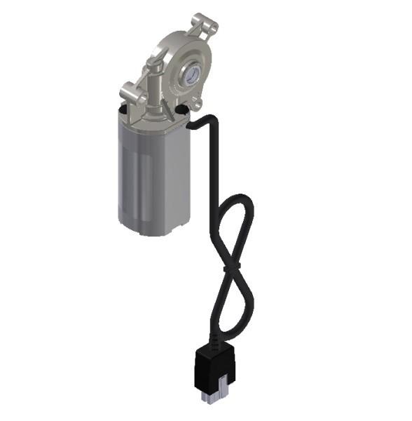 Getriebemotor innen 6kt SW6 / 5A / 3,5 Nm / ohne Bremse