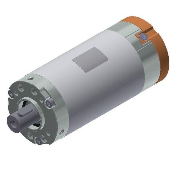 BLDC Motor 24V digital Ø 44mm